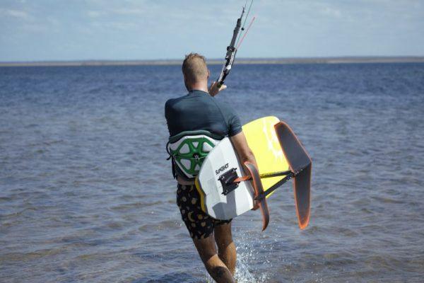 kitesurf rental, Kitesurf Tofo Mozambique