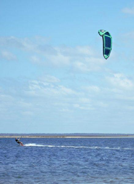 kitesurf, lessons, rentals, Kitesurf Tofo Mozambique